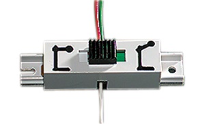 6907 Fleischmann: Semaphore Signal With Magnetic Drive  Control Switch