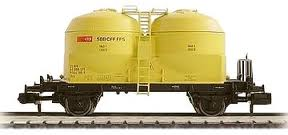 Arnold 4602 Swis Twin Silo Cement Wagon