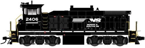 Atlas 40002547 Master MP15DC Norfolk Southern 2422 (DCC-Fitted)