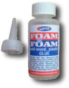 Deluxe Materials AD-34 Foam 2 Foam (Very High Tack Glue)