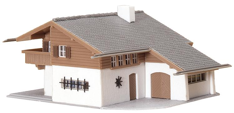 Faller 232235 n scale guest house era ii for Guest house models