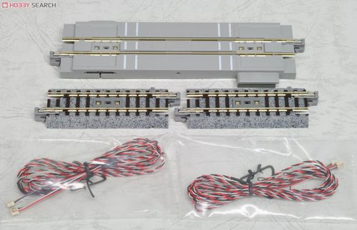 Kato 20-653 Automatic Crossing Gates Double Track Extension Set