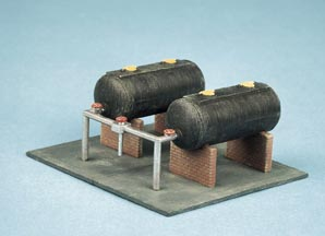 315 Ratio: BUILDER PACKS  Oil Tanks