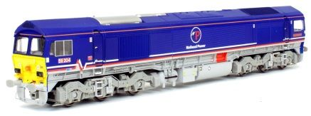 4D-005-003D Dapol Class 59 59204 National Power Blue (DCC Fitted)