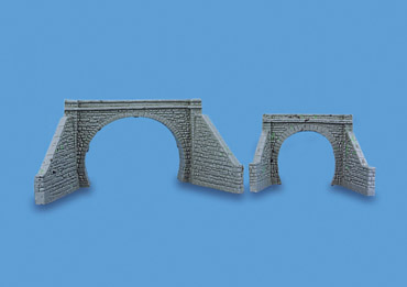5046 Modelscene: OO ACCESSORIES  Tunnel Portal, double track