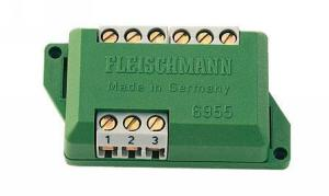 6955 Fleischmann: Relay with 2 Reversing Switches