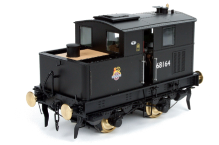 7S-005-005D Dapol  Sentinel Y1/Y3 BR Early 68164 DCC