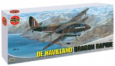 Airfix 04047 1/72nd Scale DH Dragon Rapide
