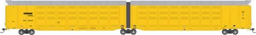 Atlas 20003347 Master Articulated Auto Carrier Norfolk Southern 110150