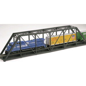 Atlas O Scale 7920 - Single Track Pratt Truss Bridge Kit (2rail)