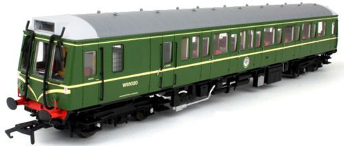 Dapol 4D-009-001 Class 121 BR Green with Whiskers W55020