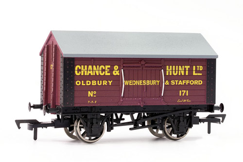 Dapol 4F-018-100  Salt Van Chance & Hunt