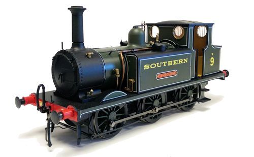 Dapol 7S-010-010 Terrier A1X Fishbourne 9 Southern Green