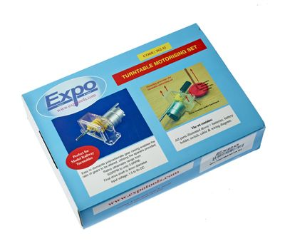 Expo 26211 Turntable Drive Kit