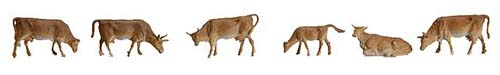 Faller 155506 N Scale  Mountain Cows