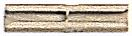 Fleischmann 6433 - HO Scale  Profi Track Insulated Track Joiners