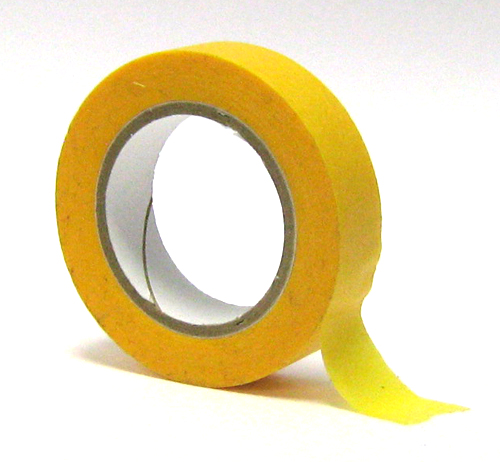 Gaugemaster GM697  Precision Masking Tape 10mm x 18m (2)