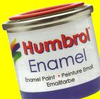 Humbrol - Enamel Paint (14ml) Mix & Match Any Six ONLY AVAILABLE IN STORE--NO MAIL ORDERS ALLOWED