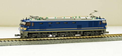Kato 3065-4  JR Freight EF510 500 Electric Locomotive