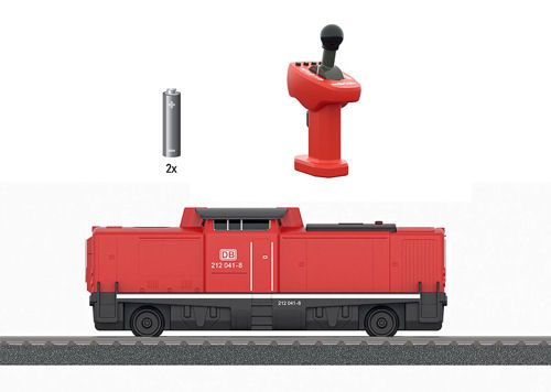 Marklin 36101 MY WORLD Diesel Locomotive with Rechargeable Battery