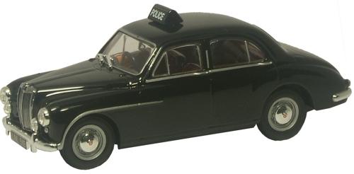 MGZ003 Oxford Diecast MGZA Magnette Northumberland Co. Constabulary