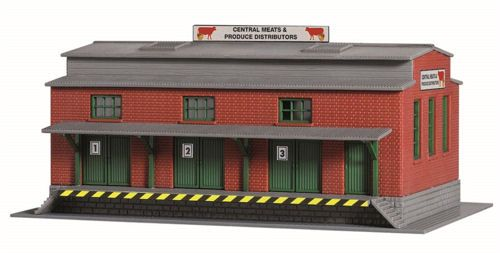 Model Power 1594 Central Meat & Produce Distributors Co. Building Kit