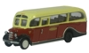 NOB001 Oxford Diecast: OB Bus 'British Rail' Livery 1/148 Scale