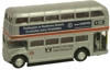NRM005 Oxford Diecast 1/148 Scale Routemaster Silver Jubilee