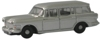 NSS002 Oxford Diecast 1/148 Scale Humber Super Snipe Silver Grey