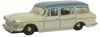 NSS005 Oxford Diecast 1/148 Scale Humber Super Snipe white/blue