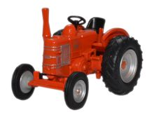 Oxford Diecast 76FMT002 - OO Scale Field Marshall Tractor Orange