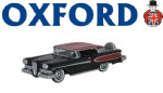 Oxford Diecast HO Scale US Automobiles