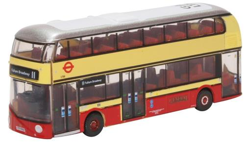 Oxford Diecast NNR006 Routemaster (New) LT50 General