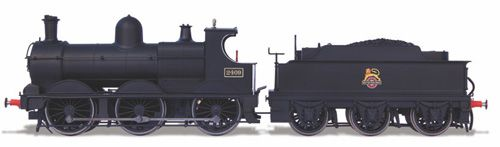Oxford Rail OR76DG002 Dean Goods Steam Locomotive - BR Early 2409