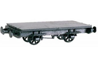 Peco OR-41: 4-Wheel Coach Chassis Kit