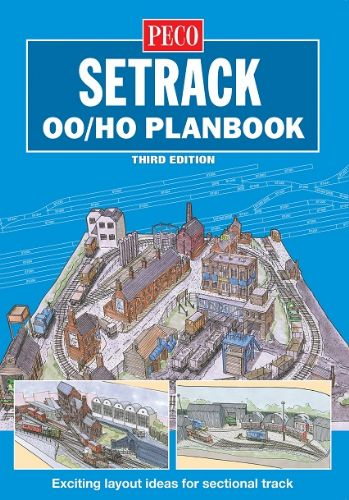 PECO STP-OO: The NEW Setrack OO/HO Planbook