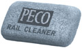 PL-41 Peco: Rail Cleaner, abrasive rubber block