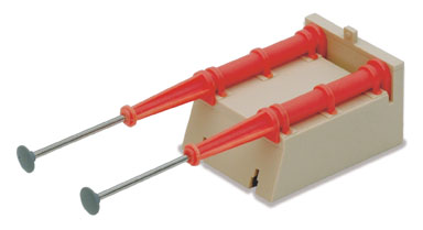 SL-42 Peco: ACCESSORIES Buffer Stop. hydraulic type