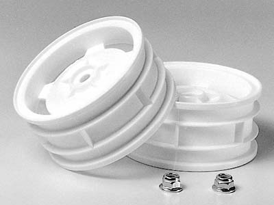 Tamiya 53089 4wd F. Star-Dish Wheels (2)