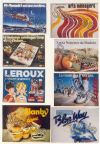 Tiny Signs OO132 - OO Scale French Travel Posters Pack 2