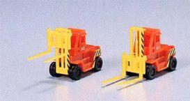 Tomix 3508 Container Lift Fork-Lift Trucks (2)