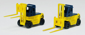 Tomix 3517 - Forklift (Yellow)