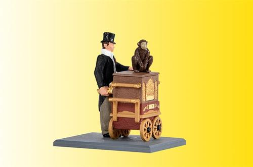 Viessmann 1549 eMotion - Organ Grinder & Monkey