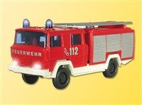 Viessmann 2043 Magirus Lf16 Fire Engine