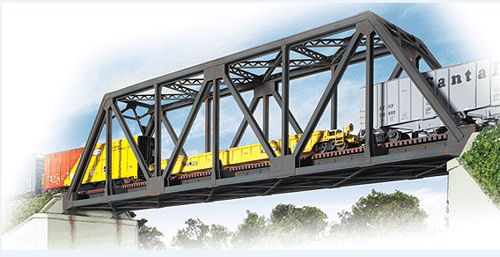 Walthers Cornerstone 933-3185 Truss Bridge sgl trk