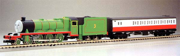 Tomix 93805 Thomas The Tank Engine Amp Friends Henry Plus